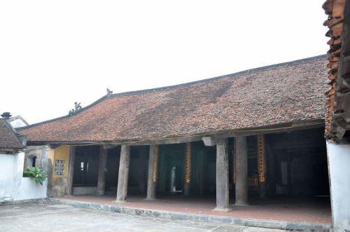 Đình tại Xã Hồng Sơn