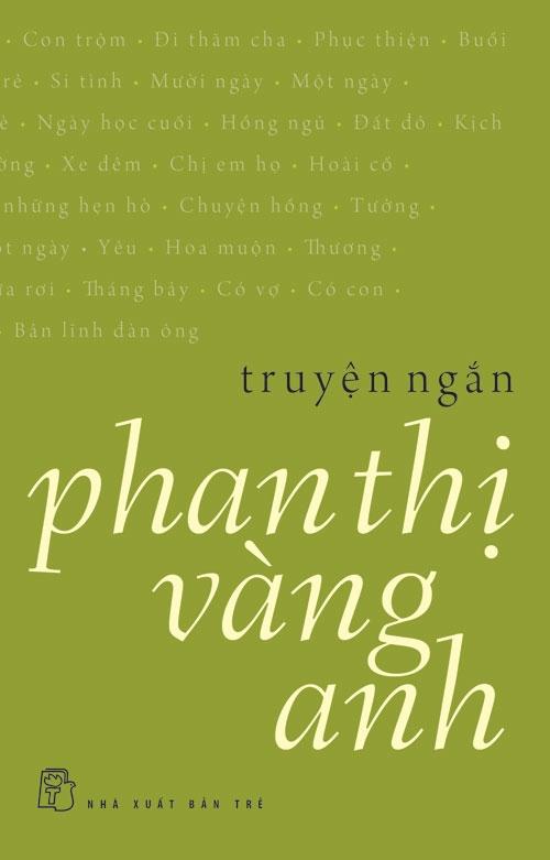 Truyện ngắn Phan Thị Vàng Anh