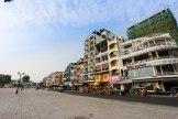Một góc phố Phnom Penh