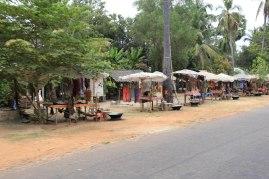 Đường đến Banteay Srey Temple