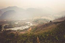 Đường đến Mộc Châu