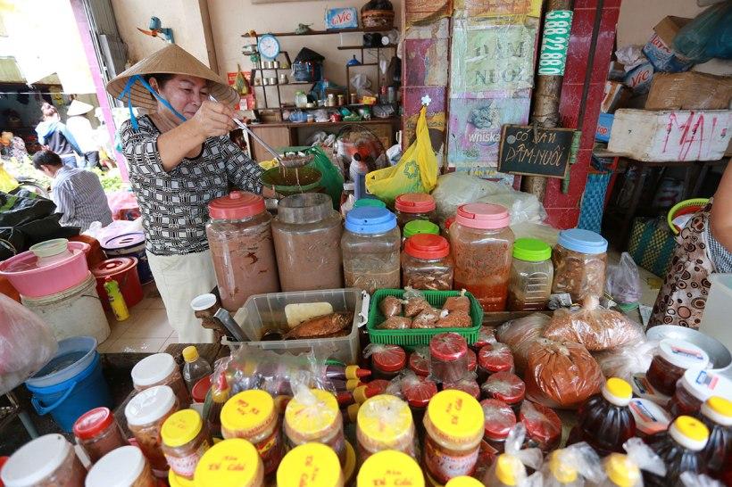 Mắm chợ bà Hoa