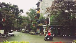 Một góc phố Hà Nội